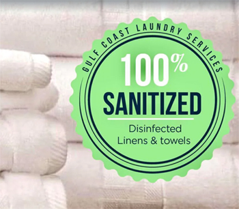 100% Sanitized Units